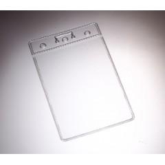 Porte badge Vertical souple