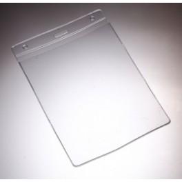 Porte badge souple format A6